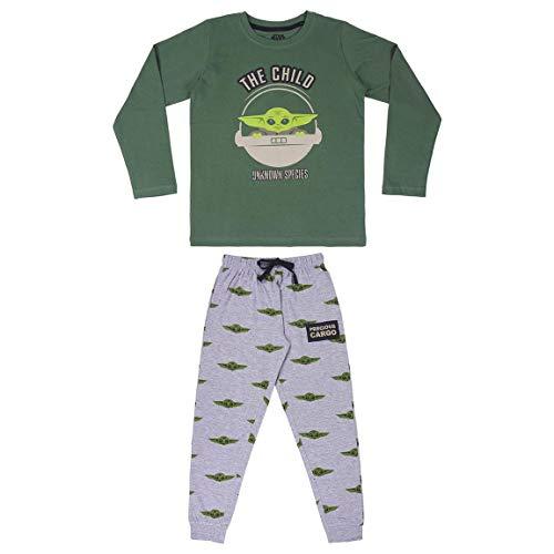 Cerdá 2200007123_T12A-C59 Juego de Pijama, Multicolor, 12A para Niños
