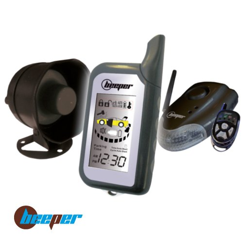 Beeper XR9 Alarme Auto Bi Directionnelle Xray