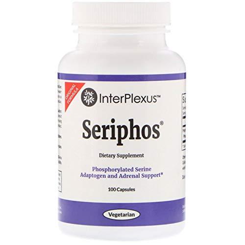 Seriphos, Phosphorylated Serine, 100 Capsules
