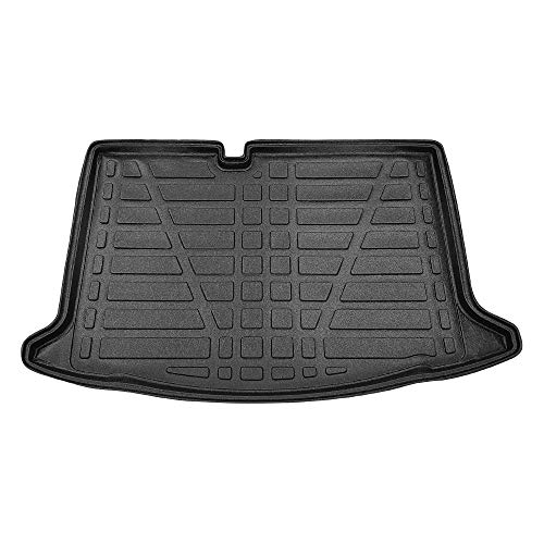 accessorypart Tronco Alfombra De Carga para Nissan Micra 2020 Bandeja Maletero Trasero