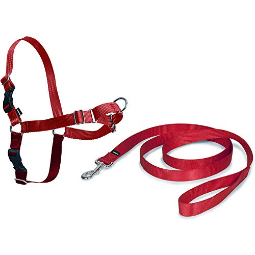 PetSafe Easy Walk hondenharnas, X-Small, rood