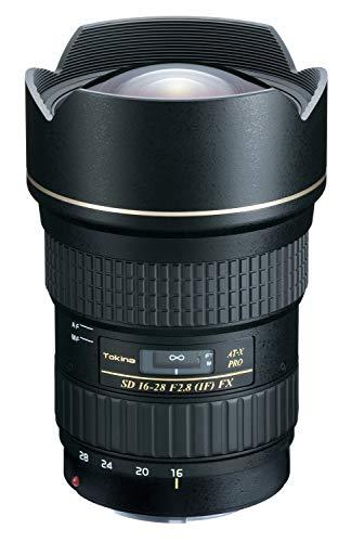 Tokina Obiettivo grandangolare zoom per monte obiettivo Canon,  AT-X 16-28 F2.8 PRO FX
