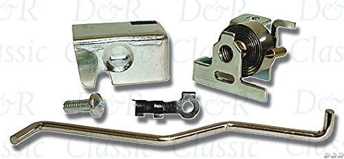 Quadrajet 5-pc Choke Set Up for Small Block 1967-1970