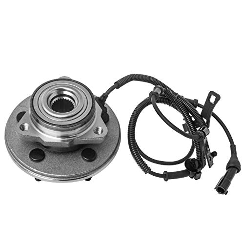 TUCAREST 515078 Front Wheel Bearing and Hub Assembly Compatible With 2006-2010 Ford Explorer Mercury Mountaineer 2007-2010 Explorer Sport Trac (Exc. Explorer Sport Models) [5 Lug W/ABS]