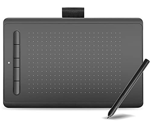 Xyfw Tableta Gráfica Digital Tableta Digital De Entrada Gráfica Pintada A Mano con Lápiz Sin Batería Tableta De Juego OSU para Mac PC