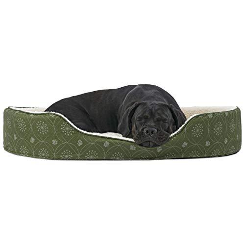 Tumbona Ovalada Furhaven para Perro o Gato