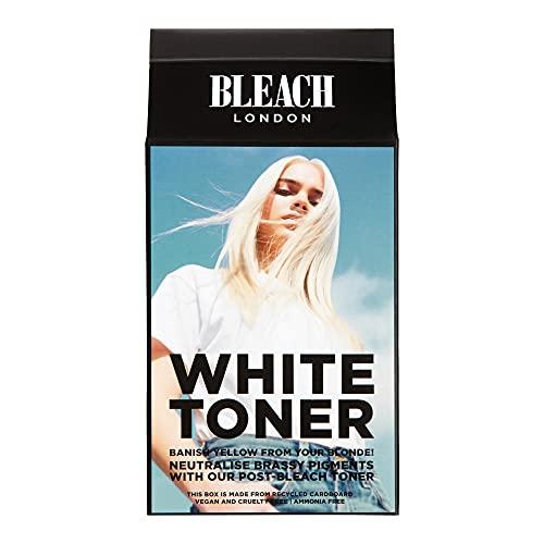 BLEACH LONDON White Toner Kit - Yellow Brass...