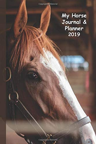My Horse Journal & Planner: Fabulous horse planner and journal. Every day has its own page with clear sections organised into; time & activity, stable ... Really useful and the perfect horse gift.