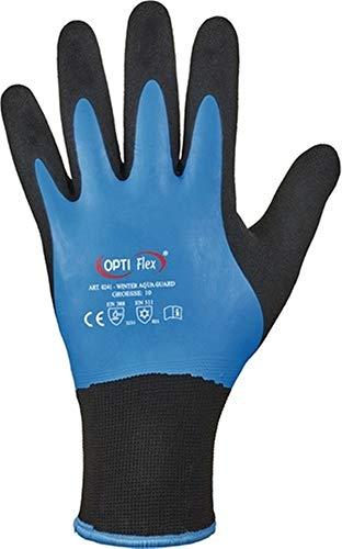 OPTIFLEX Handschuh Gr.10, schwarz/dunkelblau
