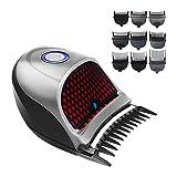 Anyer Tap Elektrische Professional Hair Clipper Men Razor Bald Head Shaver Rotary Cordless...
