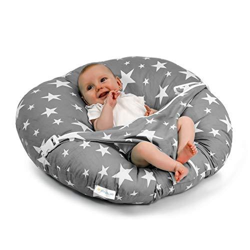 BANBALOO-Tumbona para Recién Nacido.Hamaca Bebé portátil. Nido Bebé Cojín Cuna de día. Cuco para Bebes.