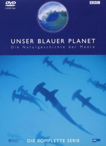 Unser Blauer Planet - Die Naturgeschichte der Meere (3 DVDs)