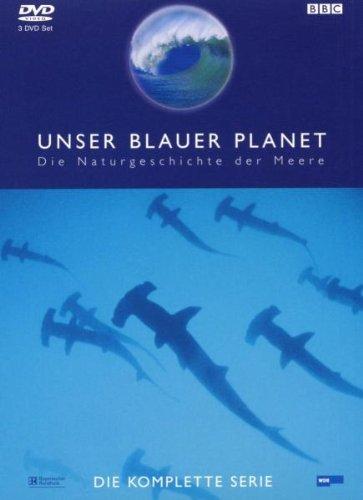 Die Naturgeschichte der Meere (3 DVDs)