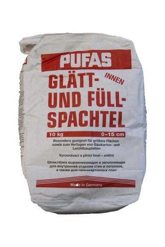 Pufas Glätt- und Füllspachtel 10,000 KG