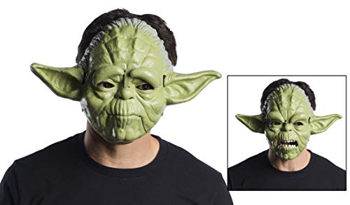 Rubie's Star Wars Classic Child's Yoda Movable Jaw Mask