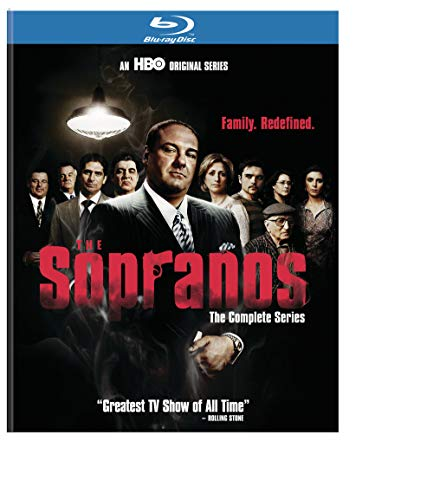 The Sopranos: The Complete Series Blu-ray 28-Discs Only $59.99 (Retail $169.99)
