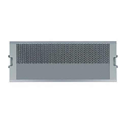 Metallgitterfilter Fettfilter rechteckig Metall 538x205mm Dunstabzugshaube Original Neff Bosch Siemens 00118556 118556 mit beidseitiger Entriegelung auch Husqvarna