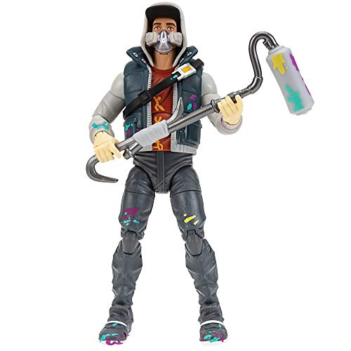 Fortnite FNT0130 Legendary Serie Figur Abstrakt Actionfigur, Mehrfarbig