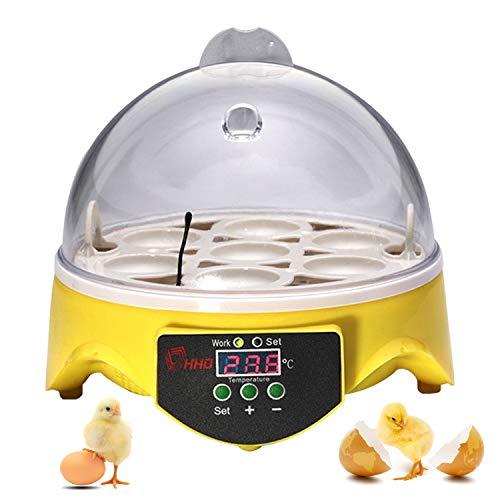 GXLX Inkubator Vollautomatisch Hühner Eier Brutgerät Brutmaschine Intelligentes digitales Brutmaschine Brutkasten