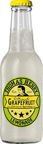 12 Flaschen a 0,2L Thomas Henry Ultimate Grapefruit Limonade Lemonade inc. 1.80€ MEHRWEG Pfand