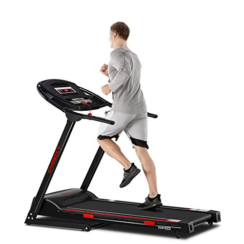 GYMOST Treadmills for Home, Folding Treadmill for Running & Walking &...