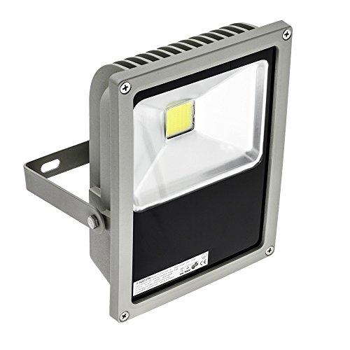 SEBSON® Projecteur LED 50W IP65 - Blanc froid
