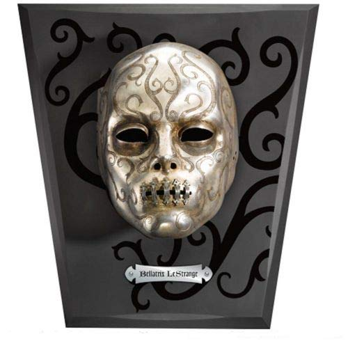 Masque de Mangemort Lestrange Bellatrix de The Noble Collection