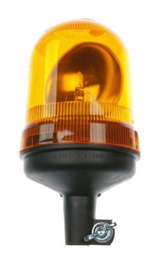 WAMO Rundumkennleuchte zum aufstecken, 12V, Orange, flexibel, schlagfest