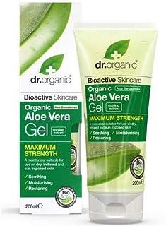 Dr. Organic Skin Care Aloe Vera Gel Maximum Strength 200 ml For Skin Care