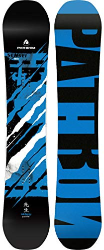 Pathron Snowboard Sensei Blue 2020 (155cm Wide)