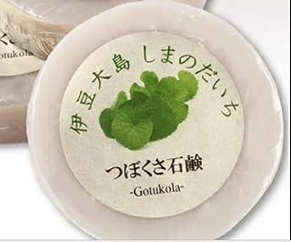 Facial bar Gotu Kola & Honey Premium Ayurveda Herb 40g Made in Japan