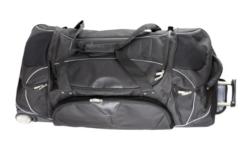 Dermata Riesen - Trolley-Tasche + Rucksackfunktion - Reisetasche - Sporttasche - 96cm/145Liter