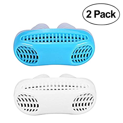 Anti Snore Devices Mulan Snoring Solution 2 Pack Snore Stopper