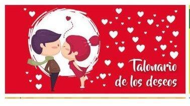 CGN Talonario vales Enamorados