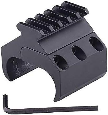 WENQUAN-AC 5 pcs//Set Tactical Airsoft Polymer Picatinny Rail for MOE Handguard Laser Scope Accessoires de Chasse