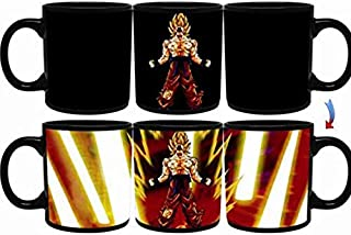 Best goku super saiyan mug heat reactive Reviews