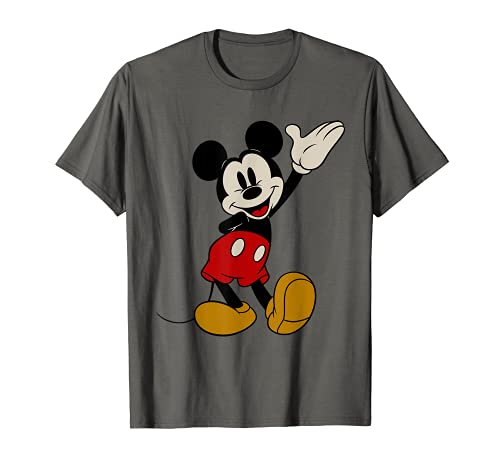 Disney Mickey Mouse Wave T-Shirt
