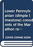Lower Pennsylvanian (dimple limestone) conodonts of the Marathon region, Texas. The University of Missouri School of Mines and Metallurgy, Bulletin December 1941, Technical series - Samuel P Ellison
