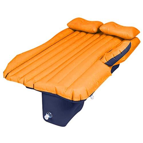 Pkfinrd Luchtmatras voor auto, matras voor auto, matras voor auto, matras voor auto, achter, SUV bed, voor op reis, voor auto, camping en buitenshuis