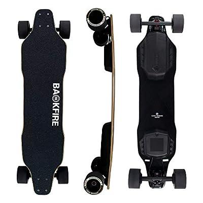 BACKFIRE G2 Black 2020 Electric Skateboard
