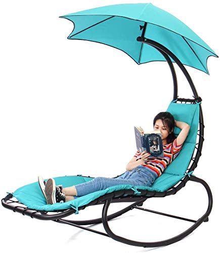 TechFaith Hammock Stand Outdoor Chair Outdoor...