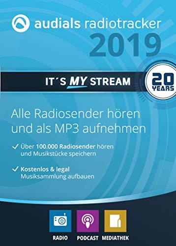 Audials Radiotracker 2019 | Platinum | PC | PC Aktivierungscode per Email