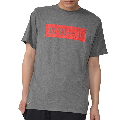 NIKE(ナイキ) メンズ 半袖 Tシャツ DRI-FIT DJDQ BLOCK 2 TEE プリント ランニング ジョギング ジム bq18...