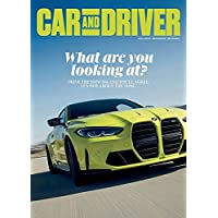 Car and Driver Magazine Subscription 4 Year 48 Issues