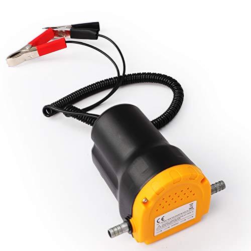 CarBole Bomba de transferencia de aceite diésel eléctrica de 12 V 5...