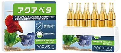 Prodibio Aqua'Betta Set de 12 Ampoules pour Aquariophilie