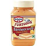 Danvin Dr. Oetker Fun Foods Cheese and Chilli Sandwich Spread