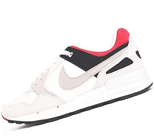 Nike Herren Air Pegasus '89 Se Leichtathletikschuhe, Mehrfarbig (Swan/Medium Grey/Rose Coral/Black 000), 45.5 EU