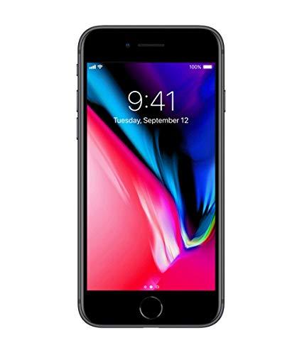 Apple iPhone 8 Plus, 64GB, Space Gray - For Verizon (Renewed)