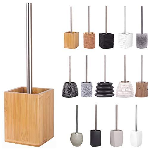 WC Bürste, viele schöne WC-Bürsten zur Auswahl, hochwertige Qualität, elegantes Design (Bambus)